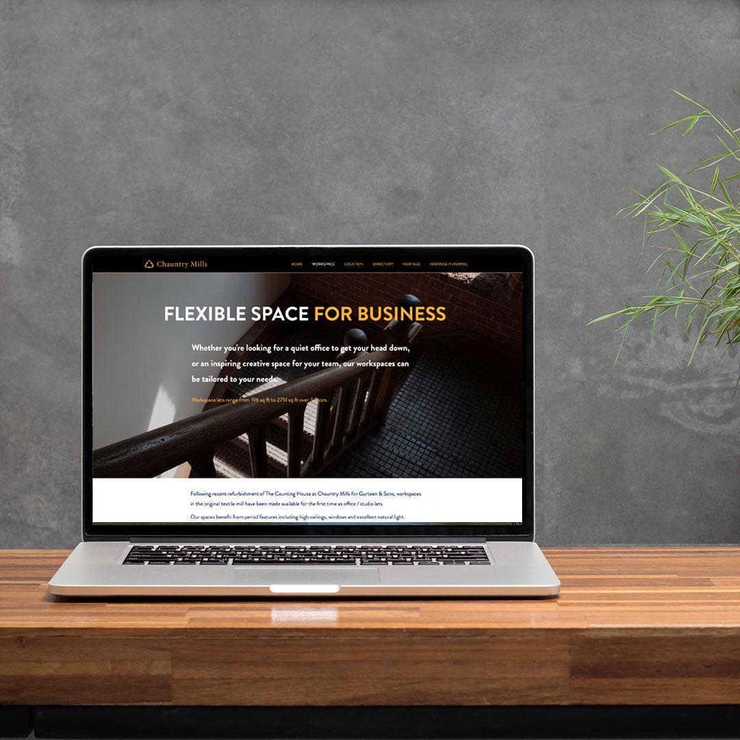 Chauntry Mills website